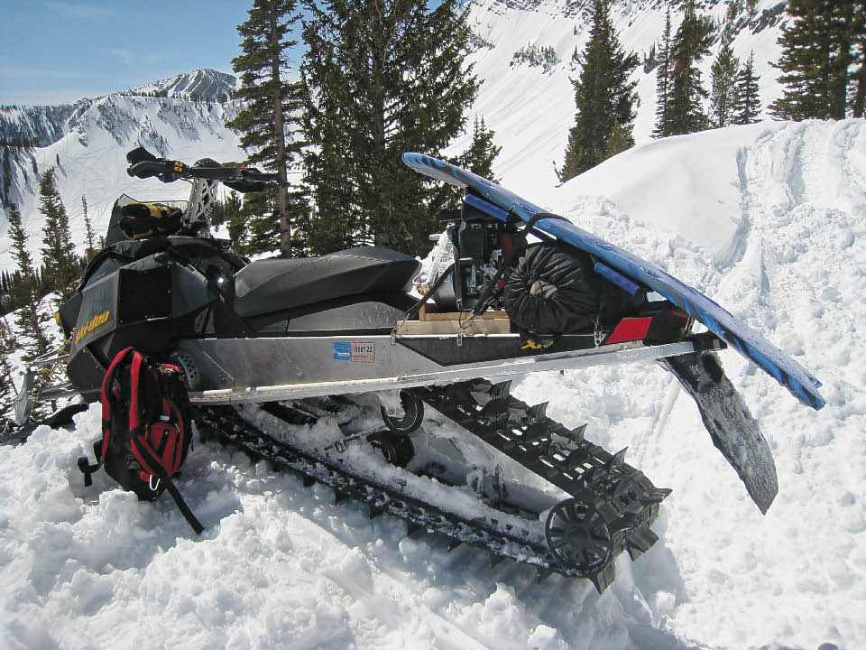 Back Country Sled Rescue 101 Snowest Magazine