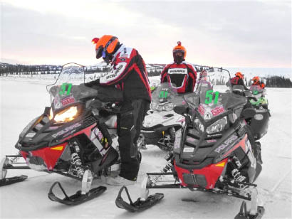 The Polaris Ambassador Team