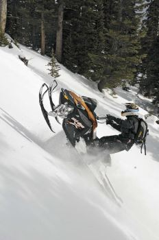 Ski-Doo Summit X