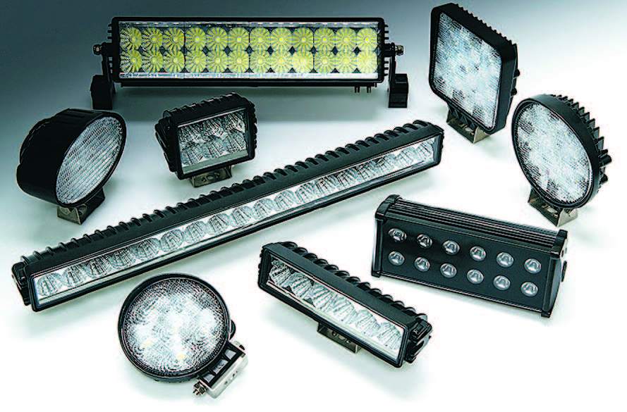 Super Bright LED Light Bars