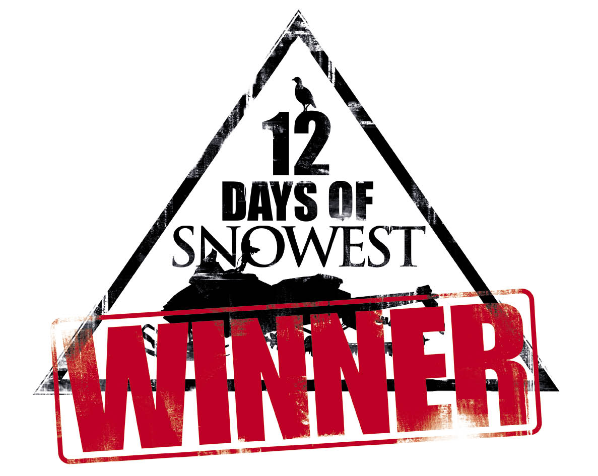 12 Days of SnoWest Winner