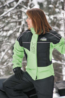 Womens Snowmobile Suits >> Does This Make Me Look Fat Snowmobile Apparel From A