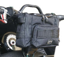 TA Gear handlebar bag