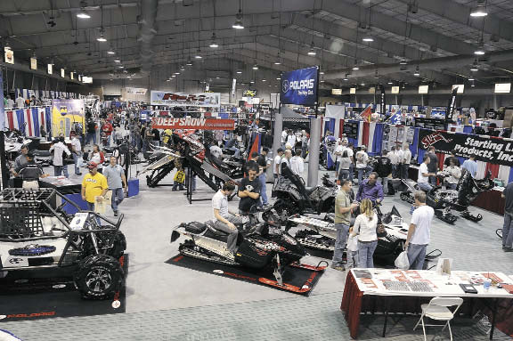 Intermountain Snowmobile Show