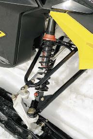 Ski-Doo shocks