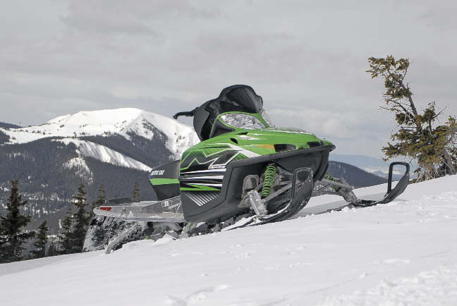 Arctic Cat M6
