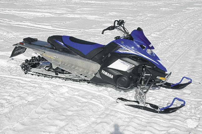 The same but different big things in store for nytro mtx for Yamaha nytro tunnel