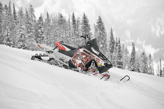 2012 Polaris RMK Assault 155