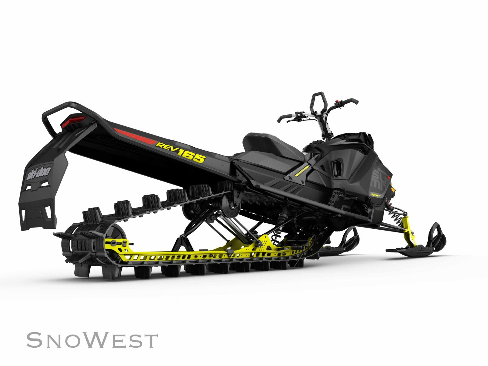 Ski Doo 2017 Everything You Need To Know About The Gen4 850 E Tec