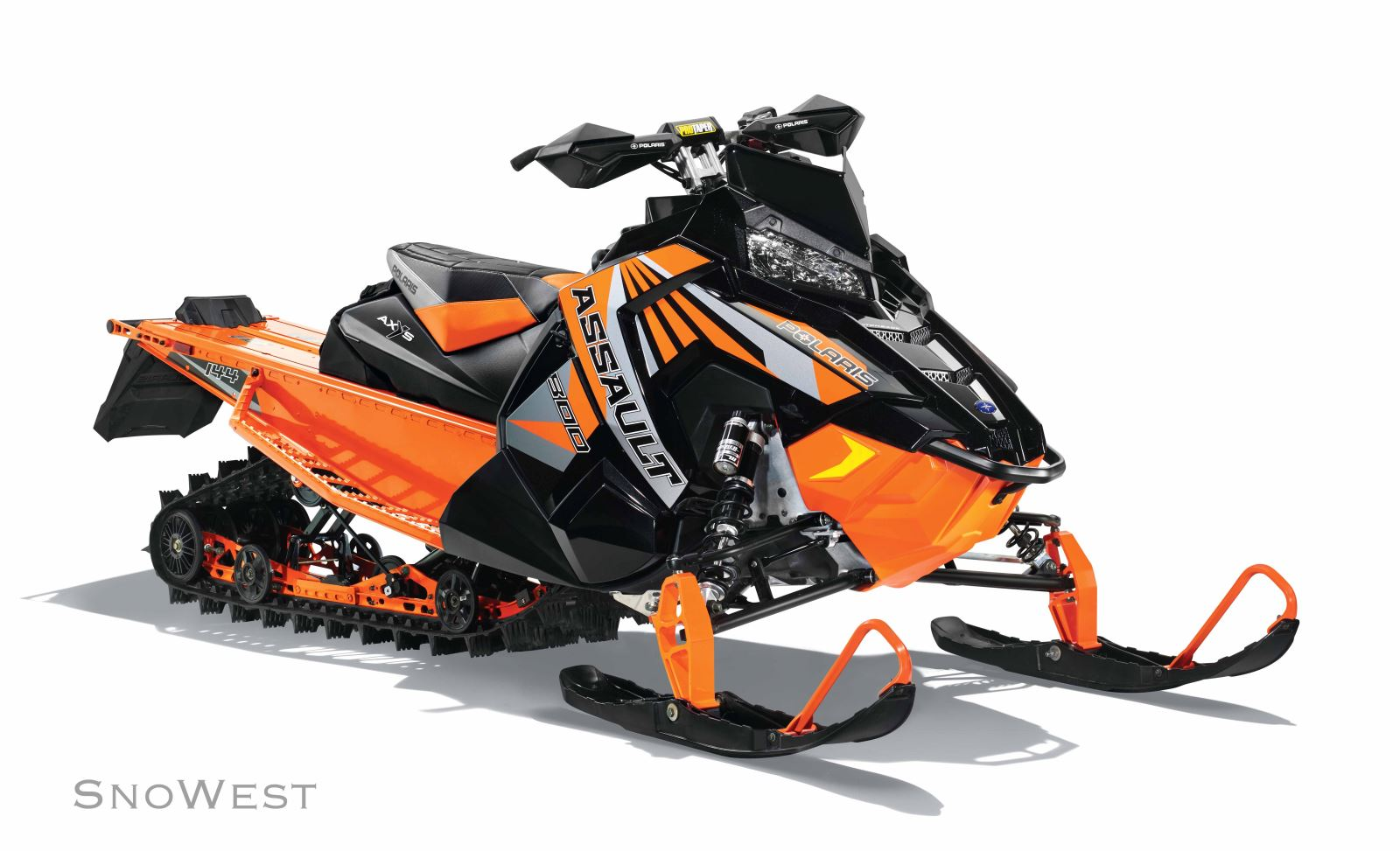 Polaris 2017 Everything You Need To Know About The New Rmk Mountain Sleds