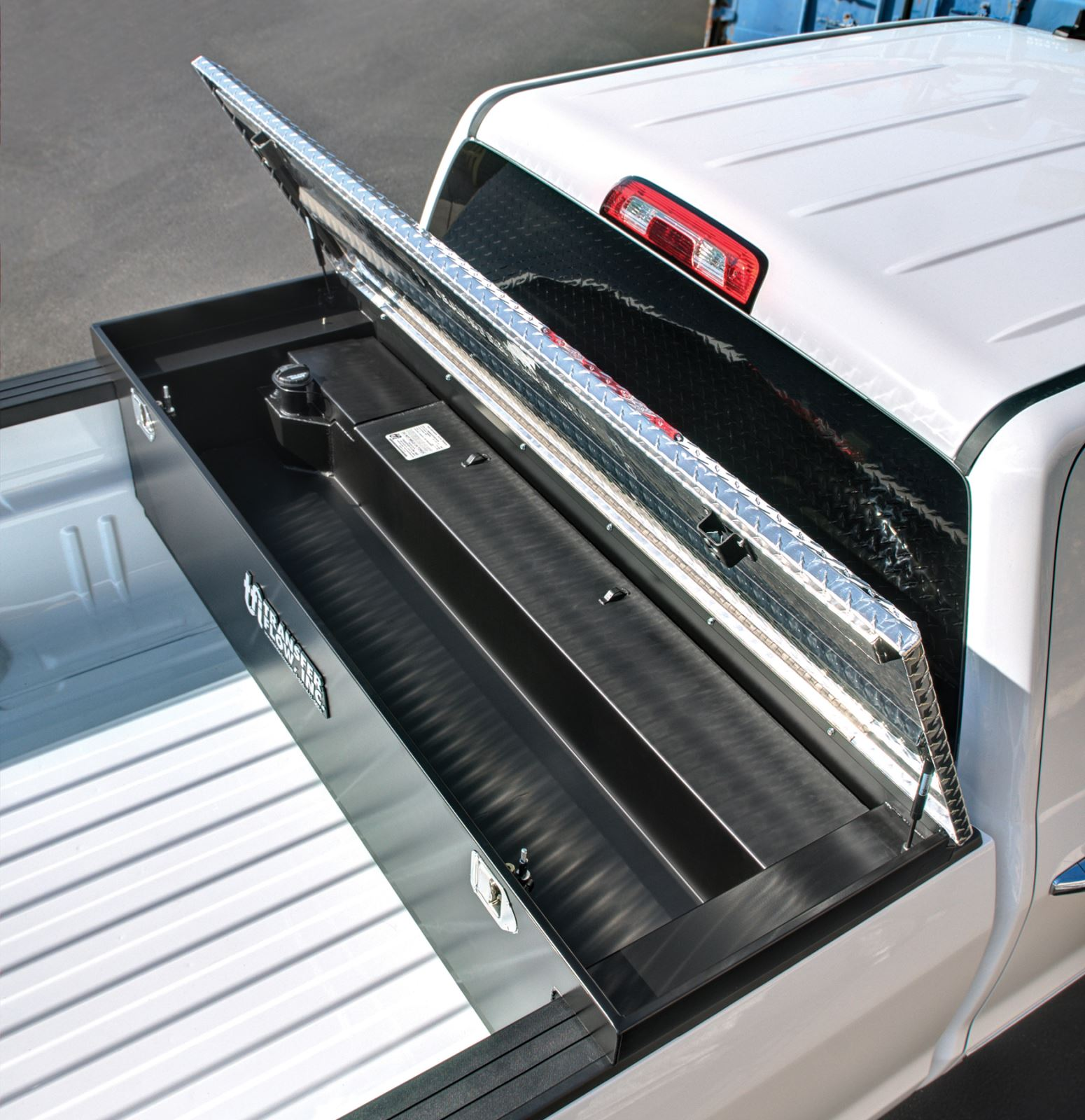 Product Review: Transfer Flow Fuel Tank/Toolbox Combo ...