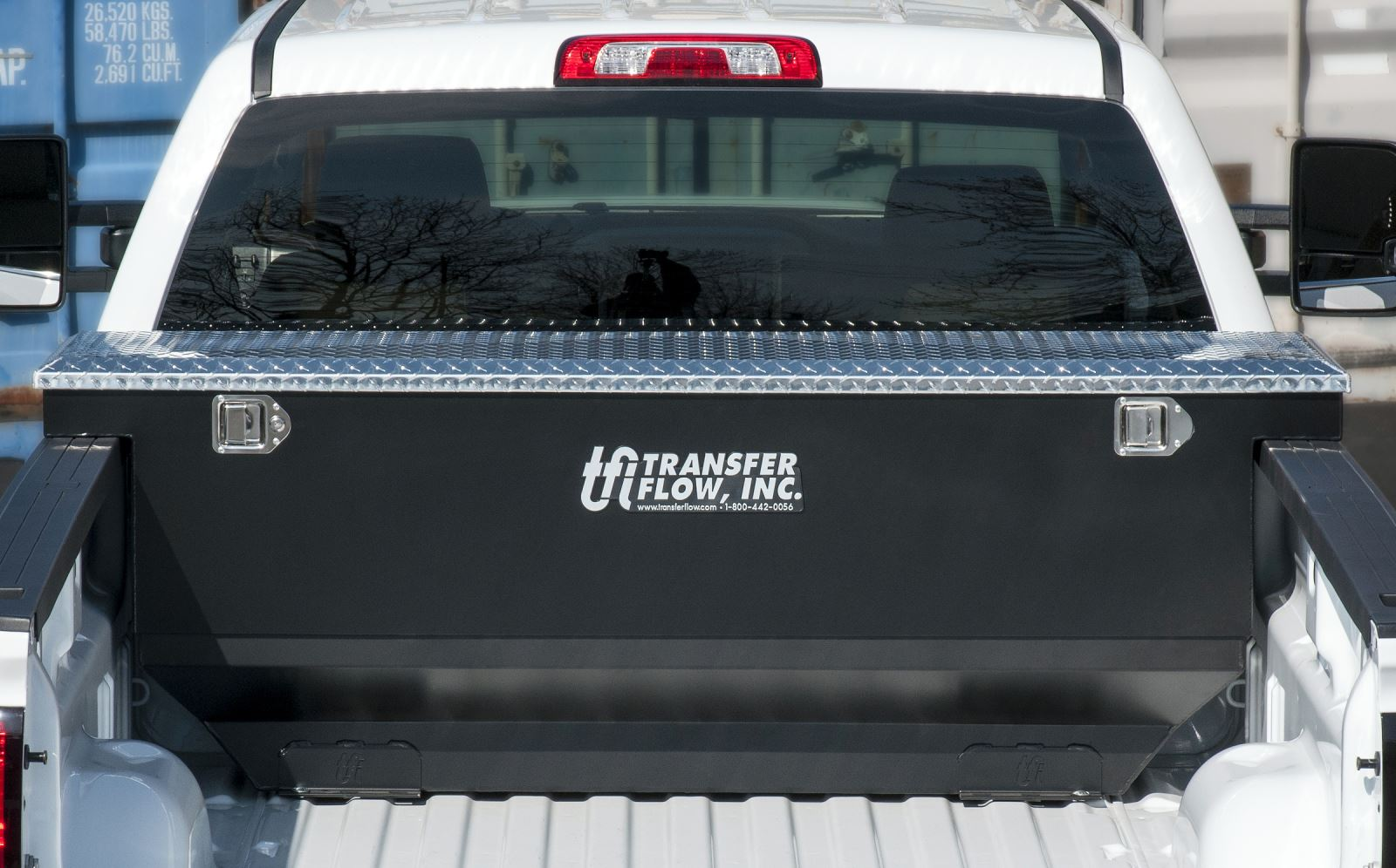 Product Review Transfer Flow Fuel Tank Toolbox Combo