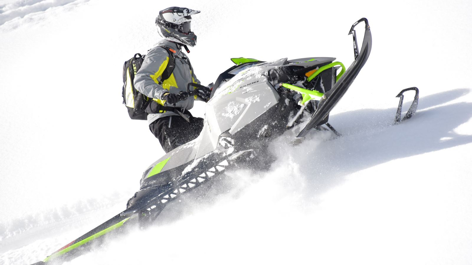 The Small Changes They Did On That Sled Completely Transformed How It Handled New 2018 Sno Pro Is No Diffe