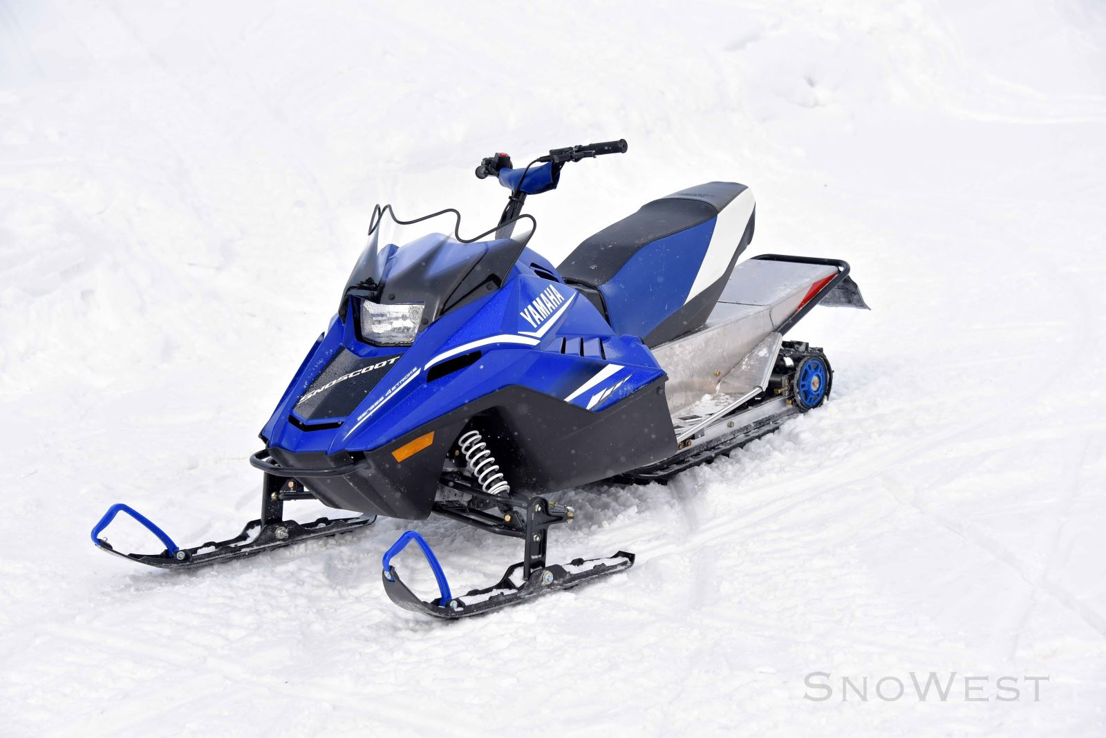 2018 yamaha rebirth of the snoscoot snowest magazine for 2018 yamaha snowmobiles