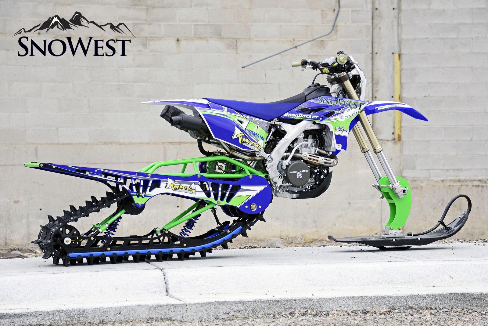 Yamaha Apex Snow Bike