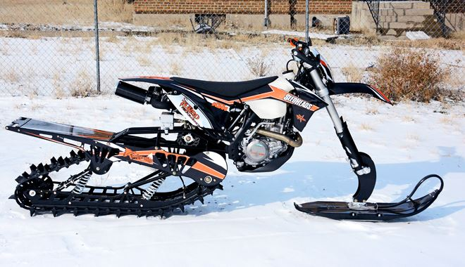 Ktm Timbersled For Sale
