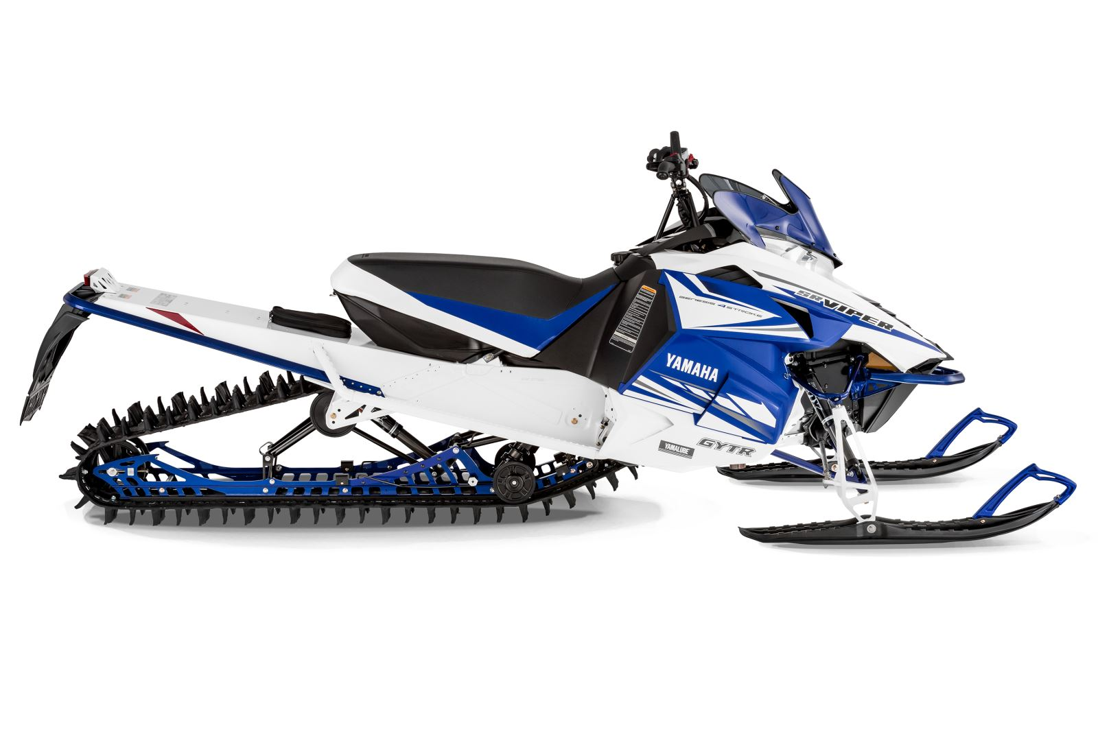 Yamaha Sr Viper Wraps