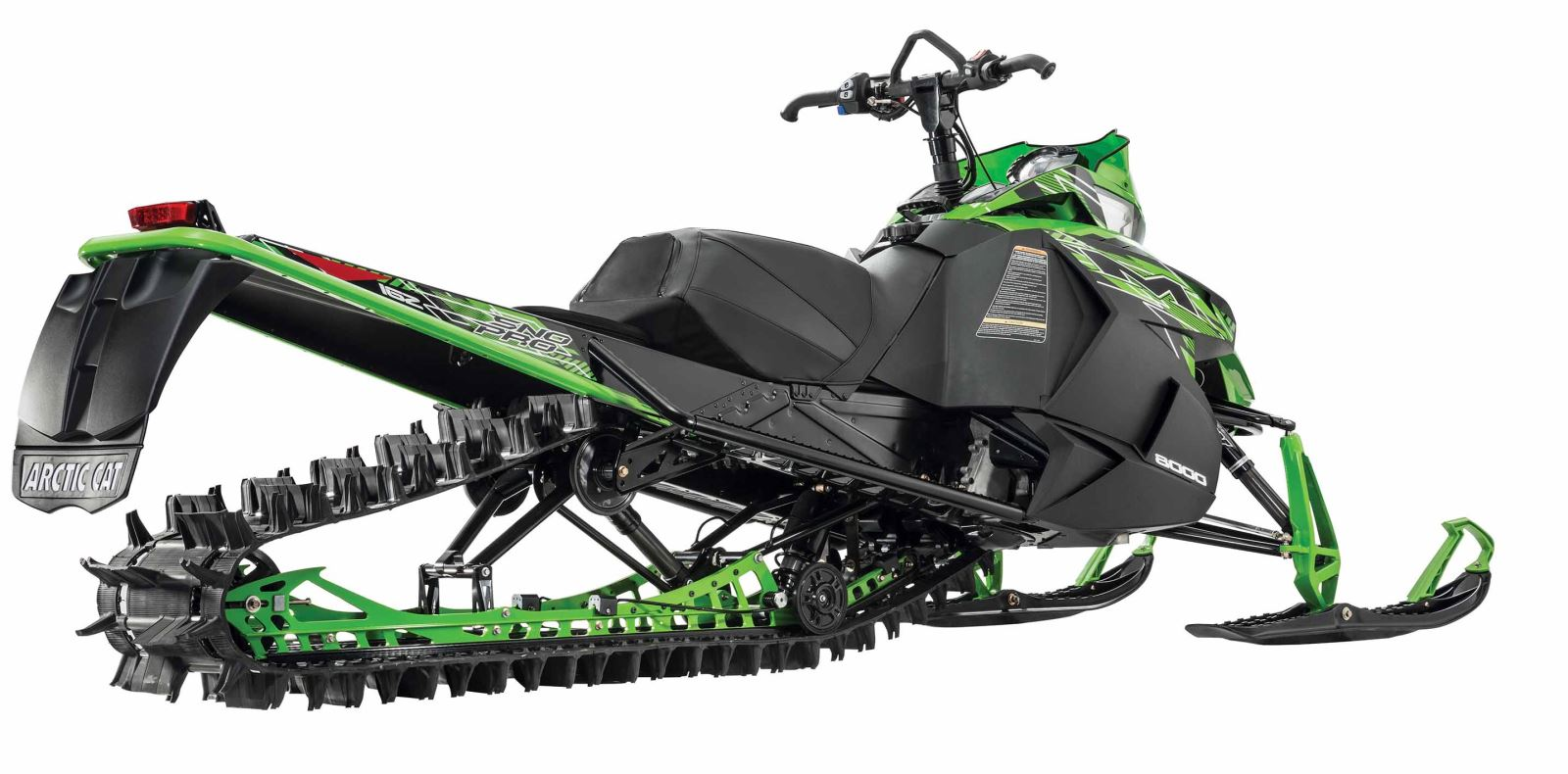 First Look: 2015 Arctic Cat Mountain Snowmobiles | SnoWest ...