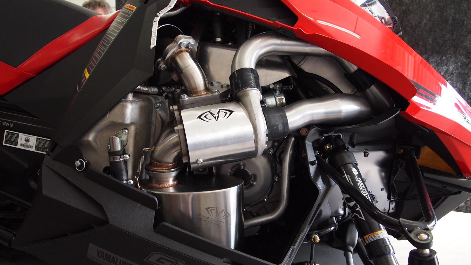Yamaha Viper Supercharger