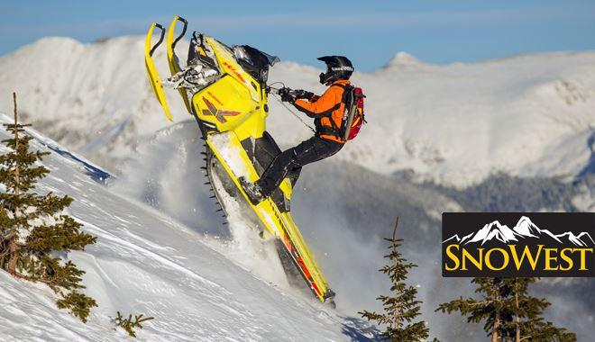 first look 2015 ski doo summit snowmobiles snowest magazine. Black Bedroom Furniture Sets. Home Design Ideas