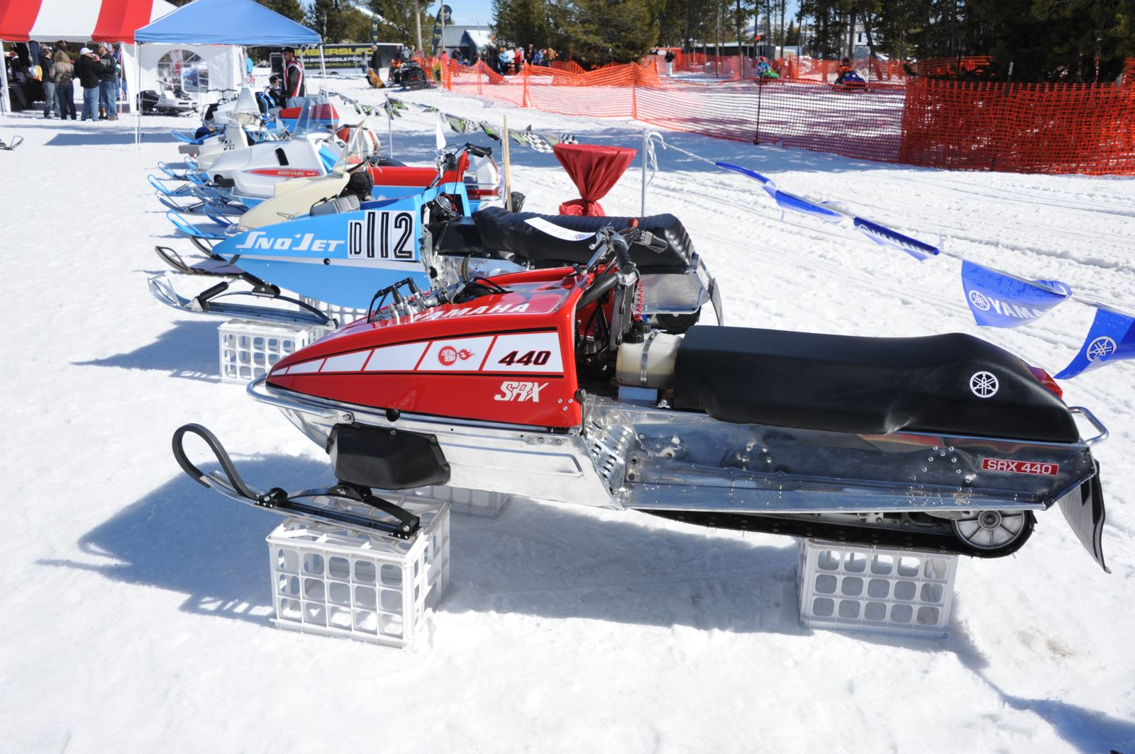 Vintage snowmobile show coming to utah this month for Vintage sleds