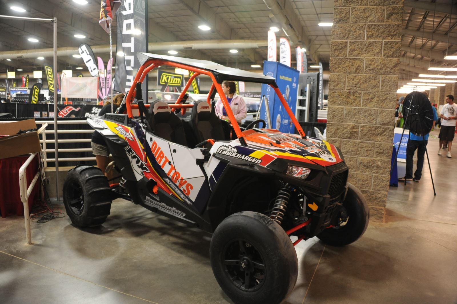 Getting Revved Up For Winter Intermountain Snowmobile Show