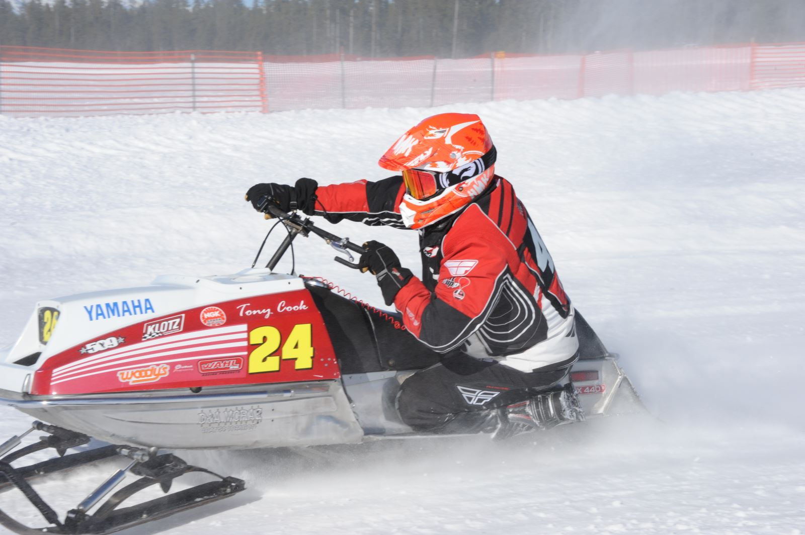 SnoWest 40th Anniversary Vintage Oval Racing Invades West