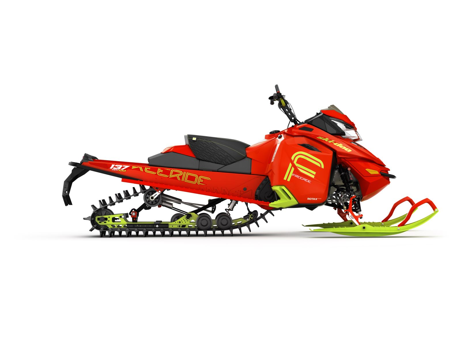 2016 Ski-Doo Freerides RAS 2 front suspension, new ...