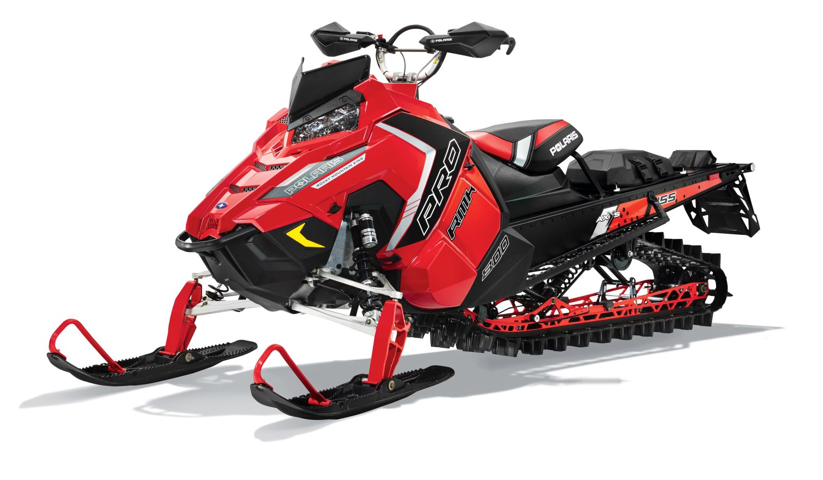 Highlights For The 2016 Axys Mountain Sleds Include