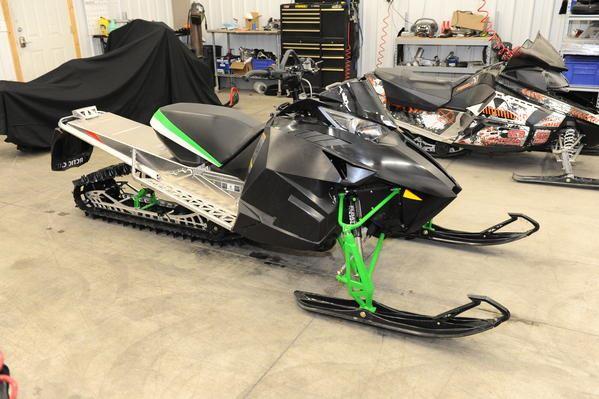 Arctic Cat M800 >> Boondocker Tapio Racing Build Turbo 2012 Arctic Cat M800 Race