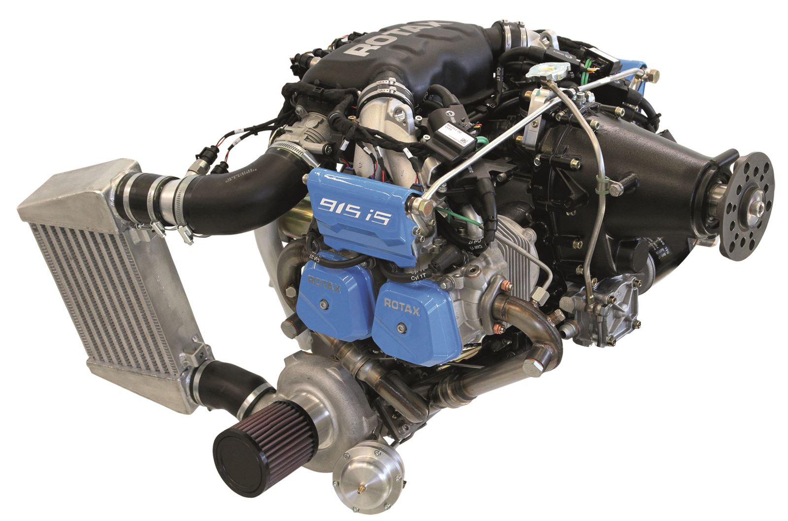 Brp Introduces More Powerful 135 Hp Rotax Engine For