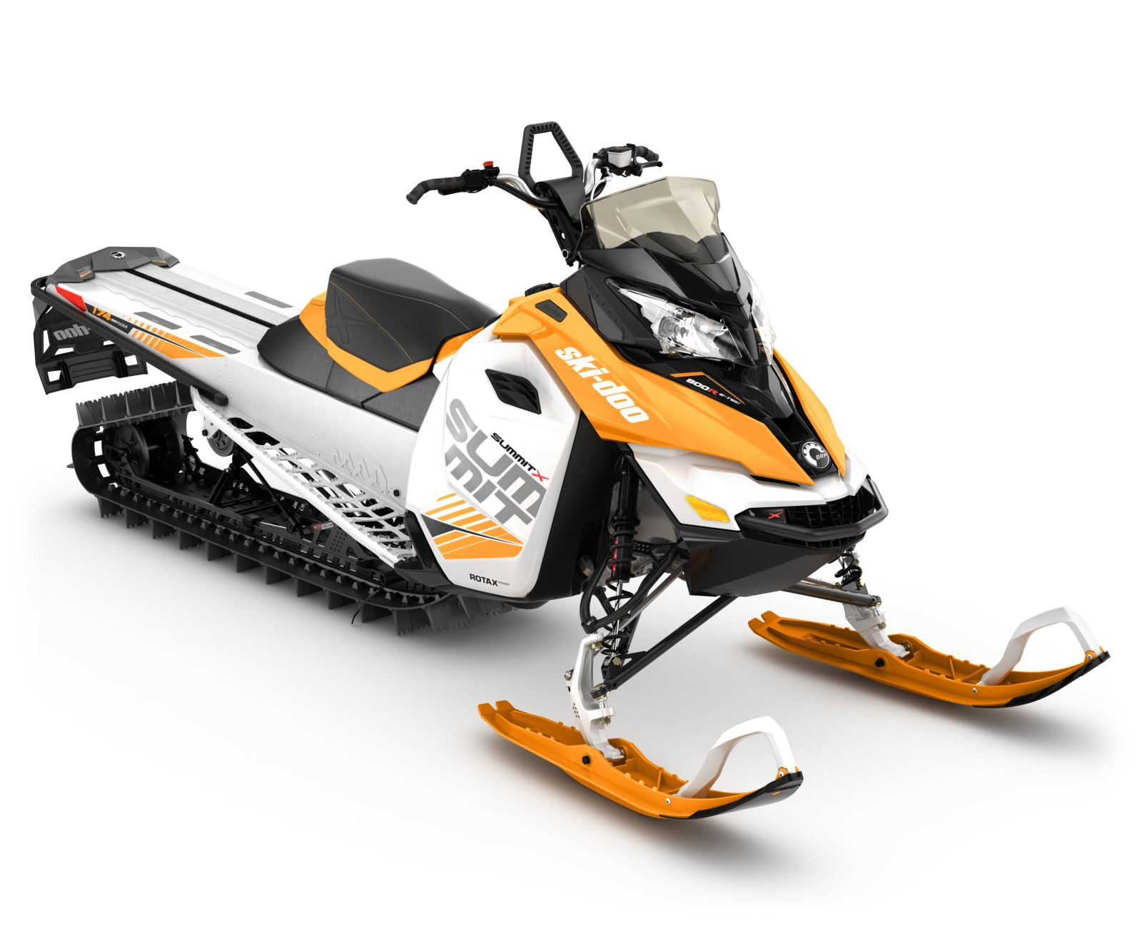 07 Ski-doo Summit 800