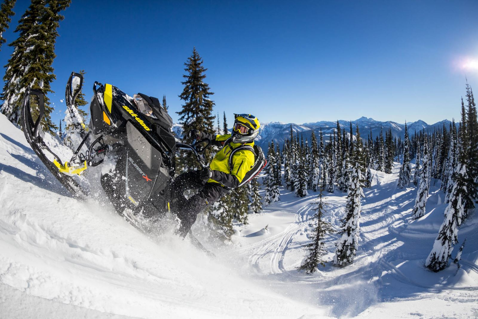 Ski Doo 2017 Everything You Need To Know About The Gen4 850 E Tec Wiring Diagram Summits Snowest Magazine