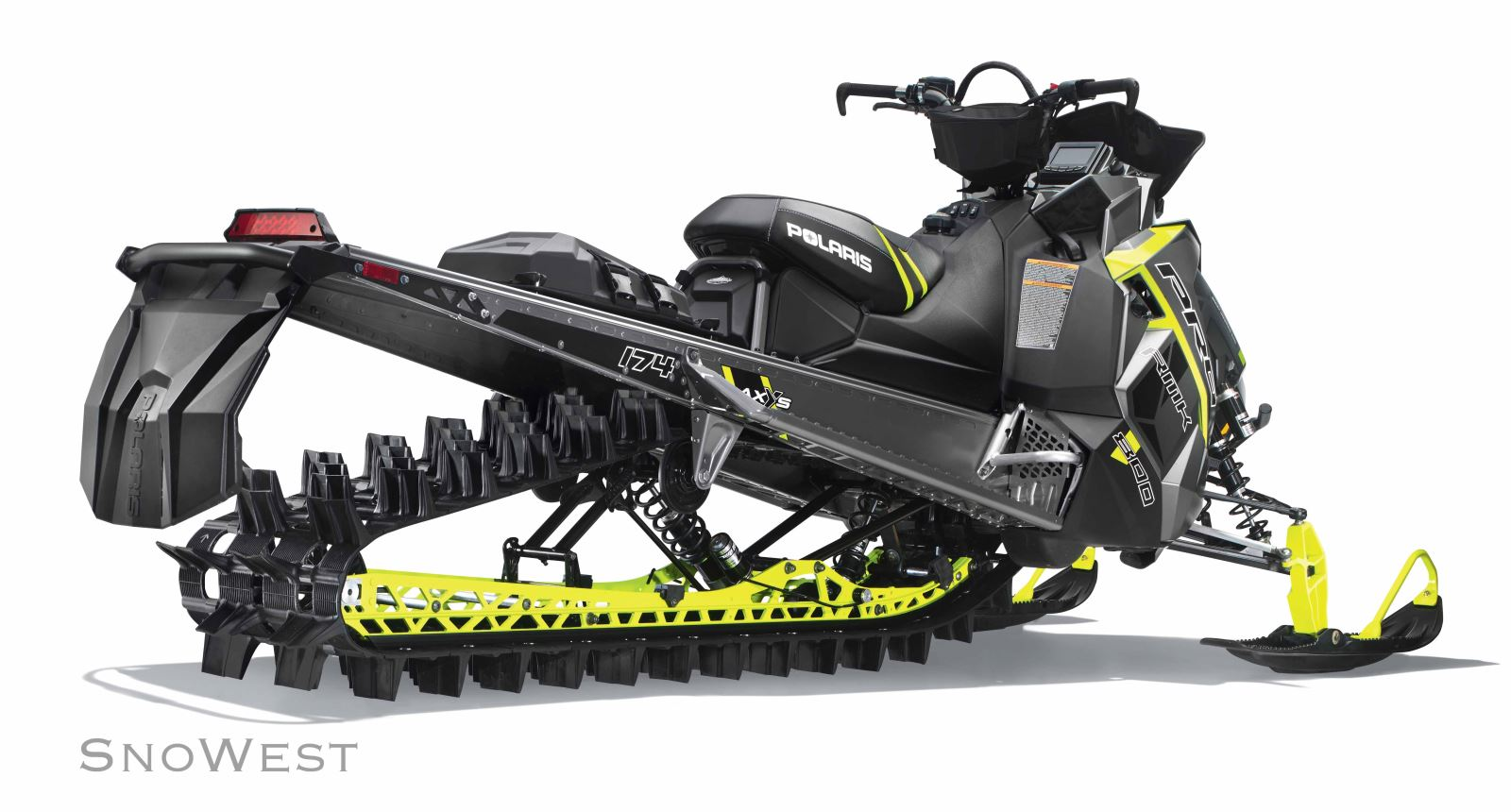 Polaris 2017 Everything You Need To Know About The Rmk Mountain Sleds Snowest Magazine