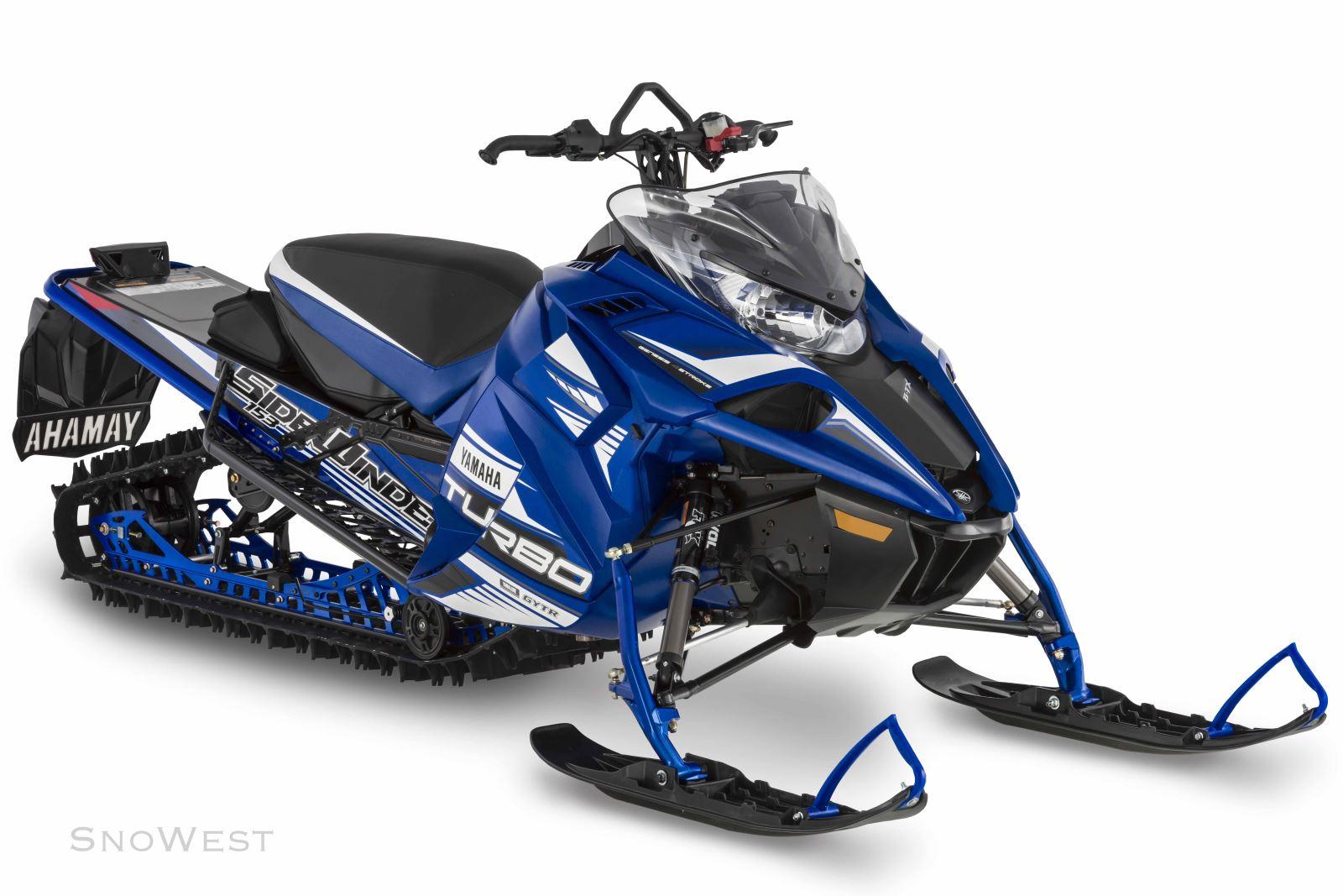 Yamaha Sidewinder Mtx