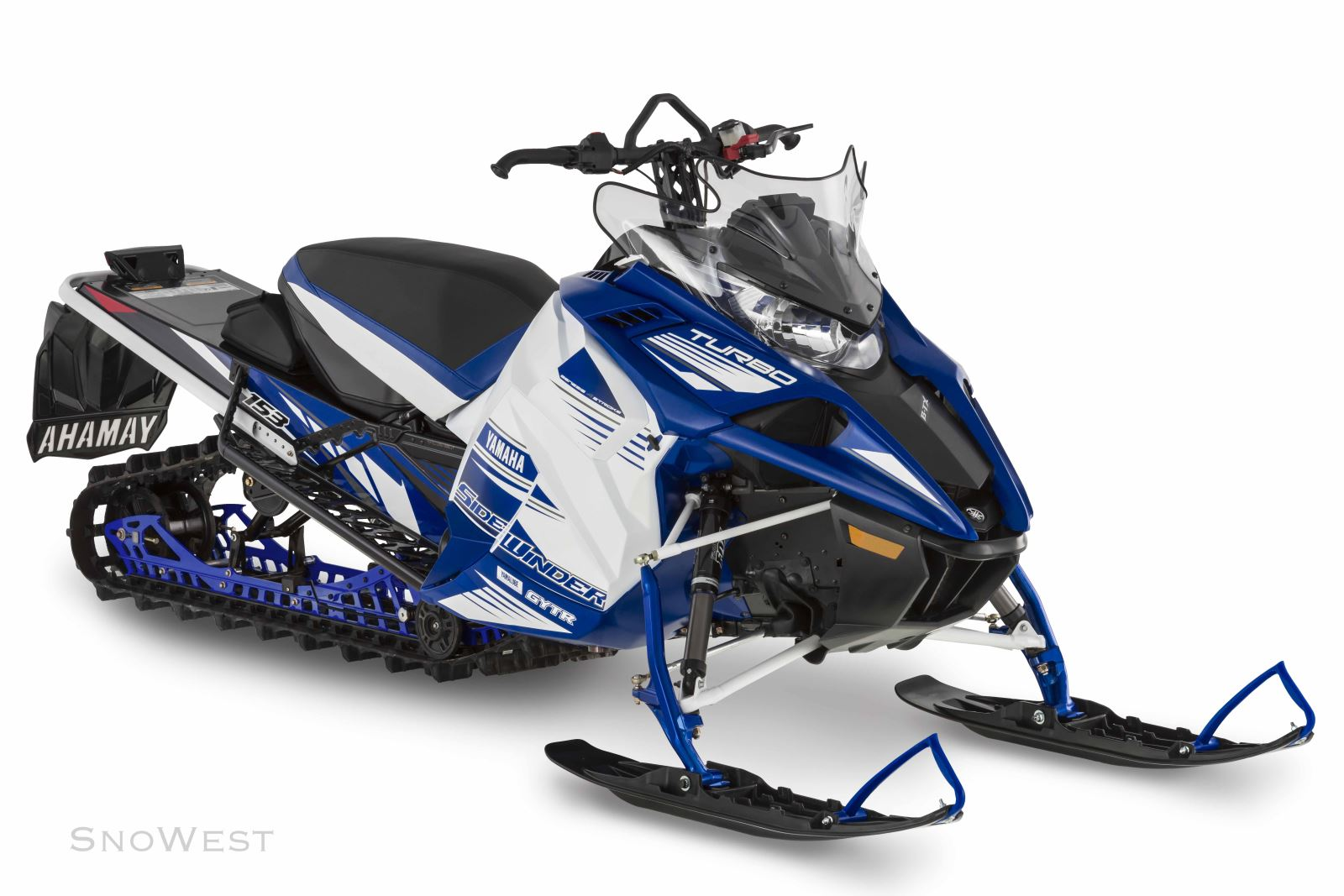 Snowest magazine yamaha 2017 everything you need to know about the sidewinder m tx snowest snowmobile forum
