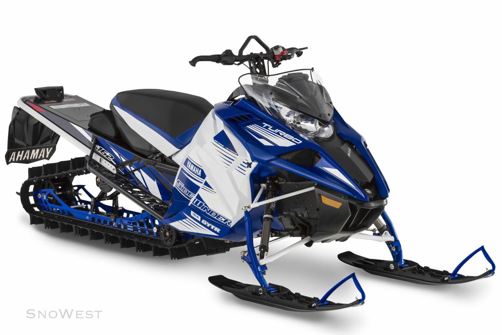 Yamaha motor designates north america as snowmobile global for Yamaha snow mobiles