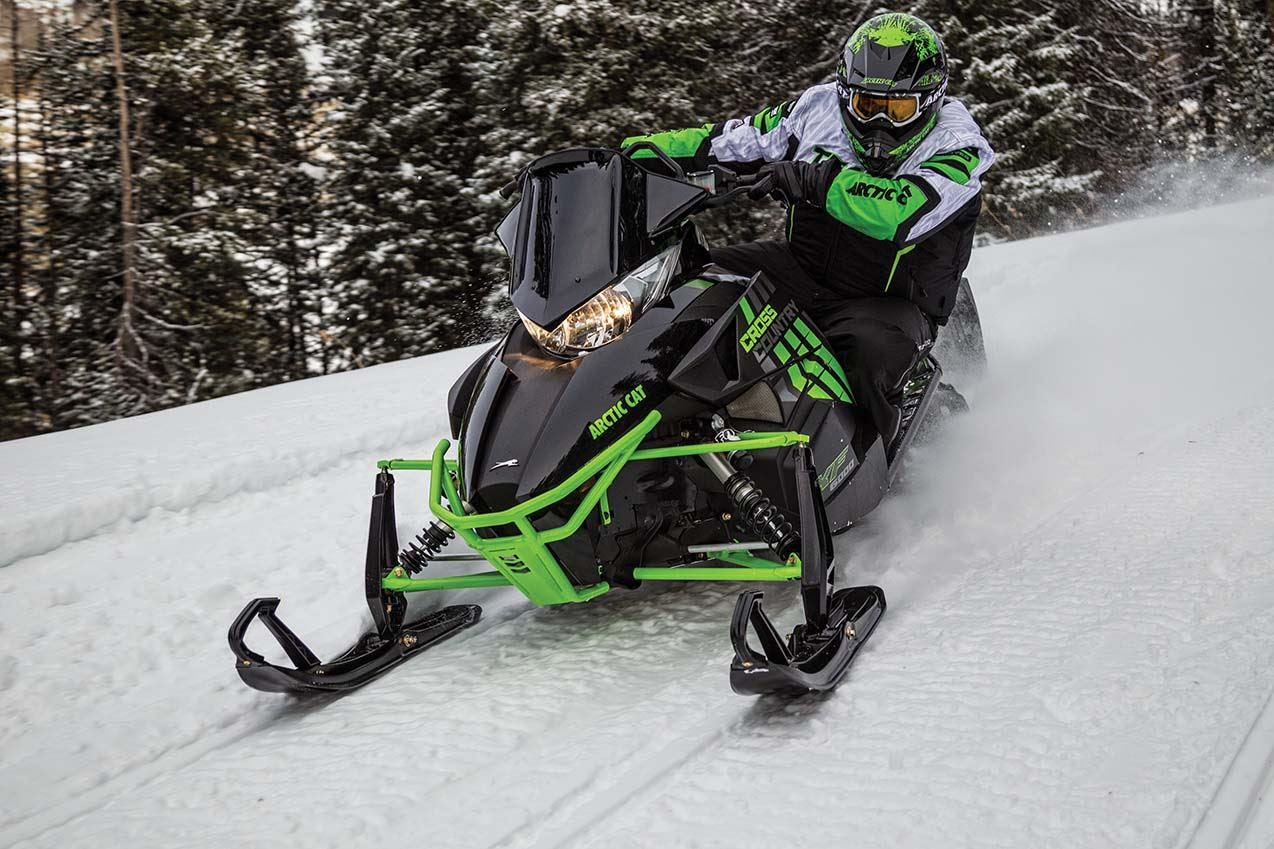 Arctic Cat Supports Canadian Snowmobiling With Free Trail ...