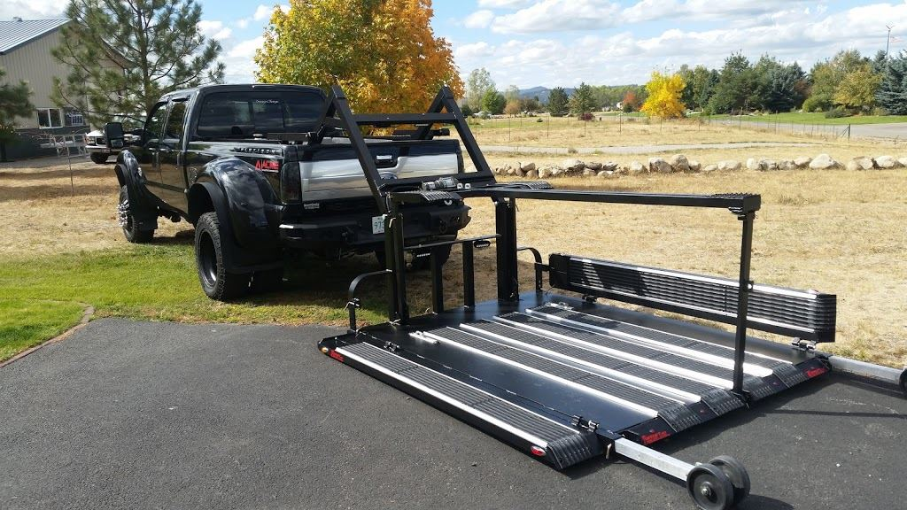 Hydraulic Bed Lift : Tailgate lifts truck bed dump kits northern tool autos post