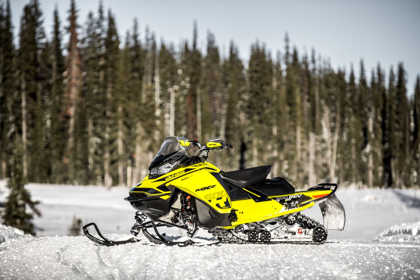 Ski doo keeps innovation coming with two new 2018 models for New yamaha snowmobile