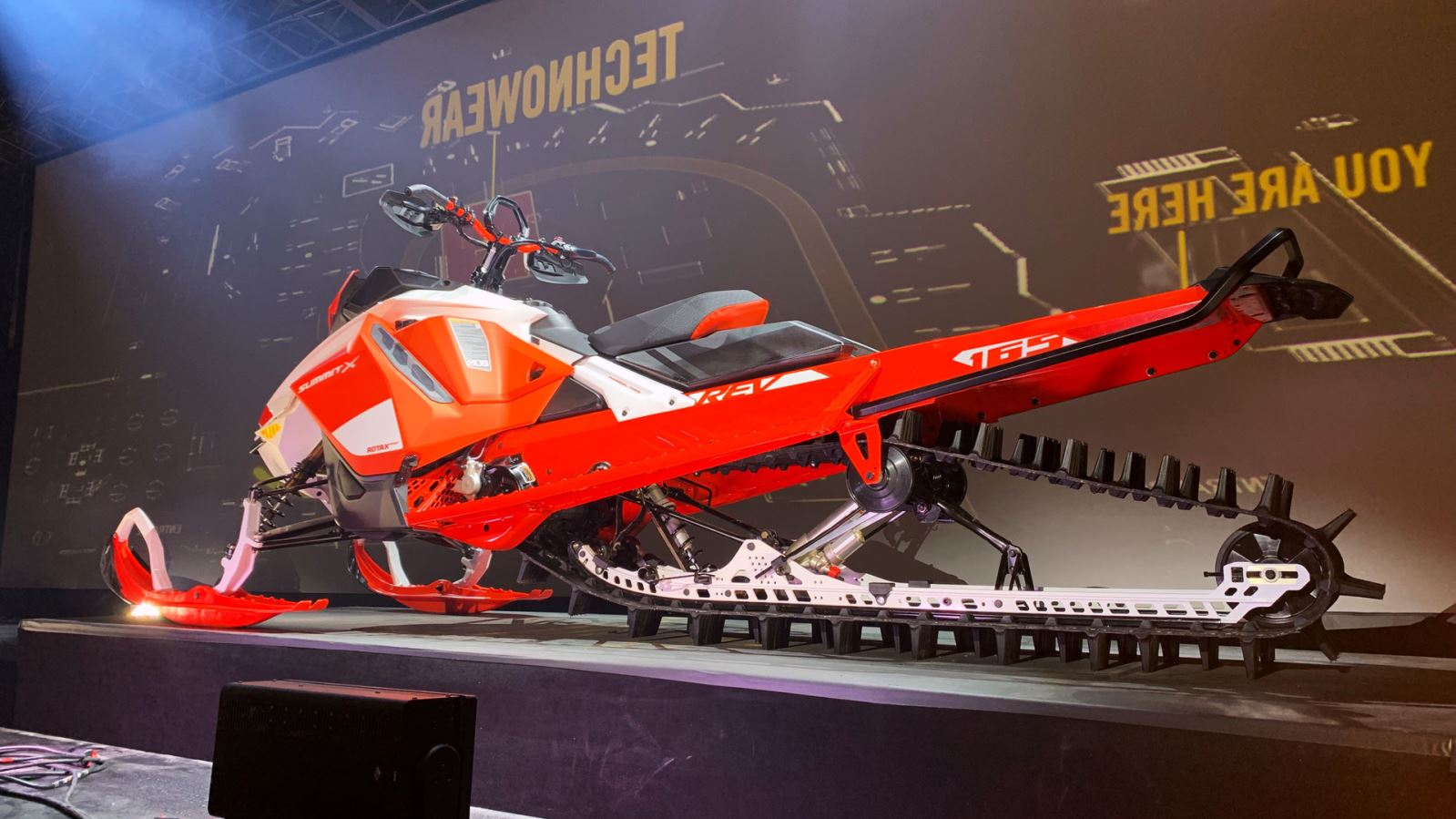 2020 Ski Doo Summit Expert Explained By Its Designers