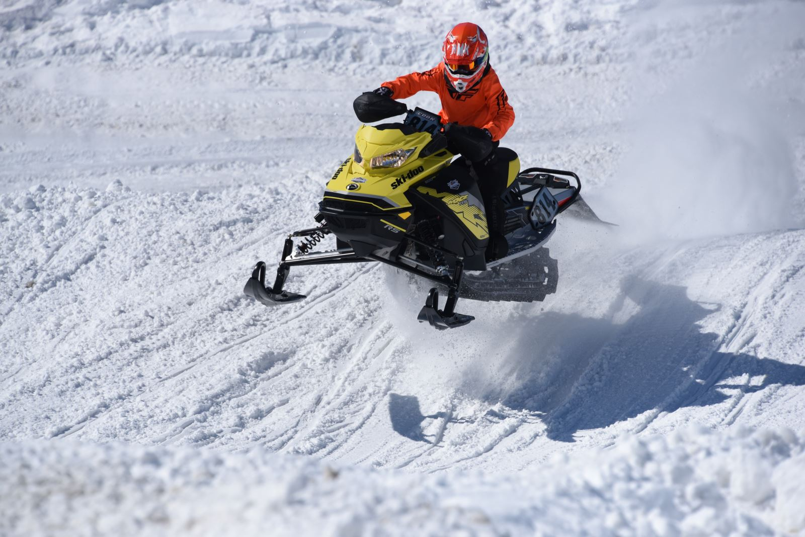 Day 1 Of Snocross Racing With Juniors 120s In West Yellowstone Snowest Magazine