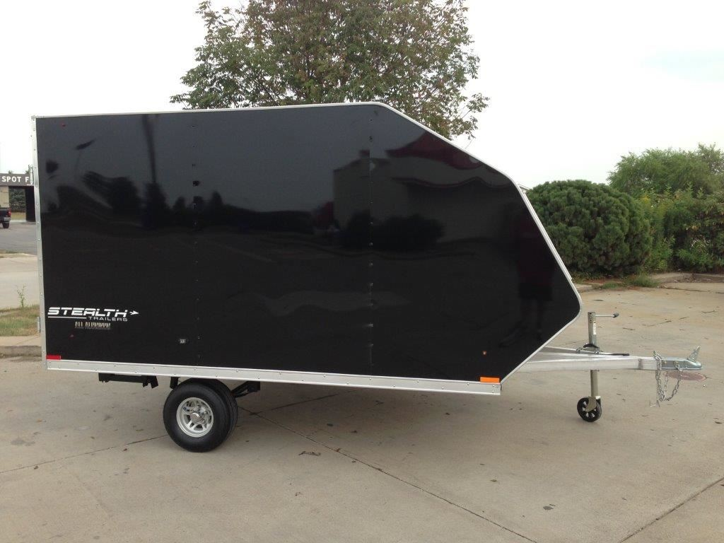 Stealth Trailers To Attend NATDA Show Sept  5-7 | SnoWest