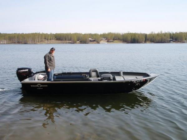 TROUT1's Garage :: 2009 willie boat legend
