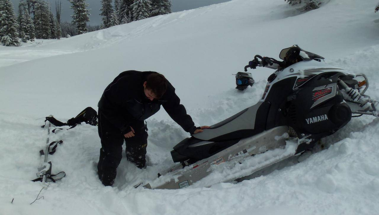 What Is A Powder Jack On A Yamaha Snowmobile