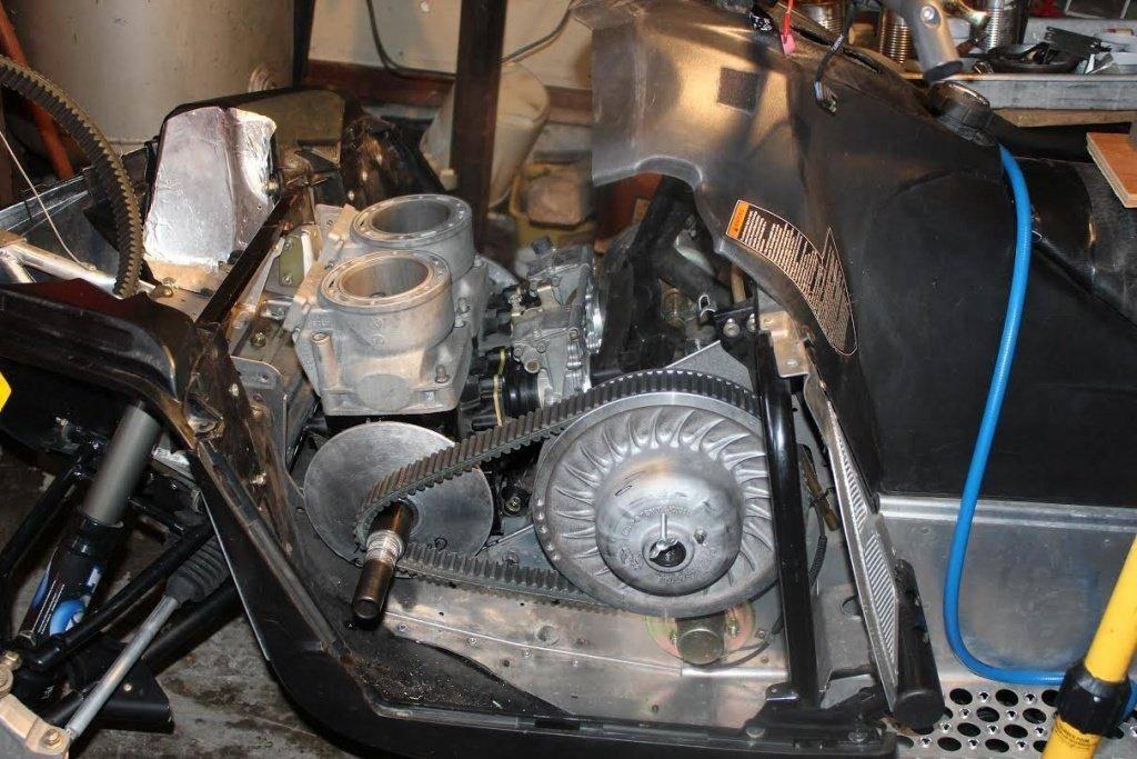 Arctic Cat  Turbo Too Much Oil In Crankcase