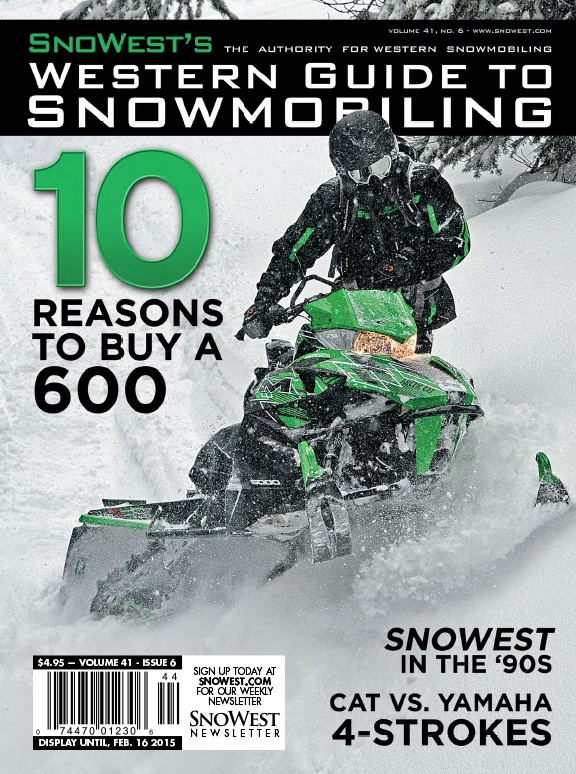 SnoWest Cover